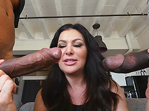 Sasha Sean Came To Please image 2