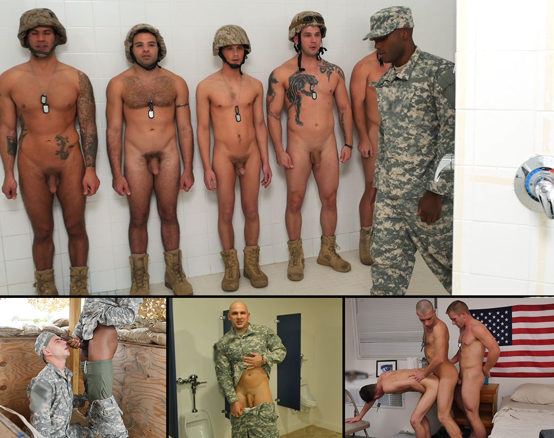 nude pics of troops