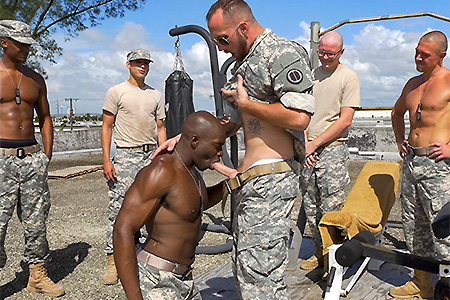 Staff Sergeant knows what is best for us.